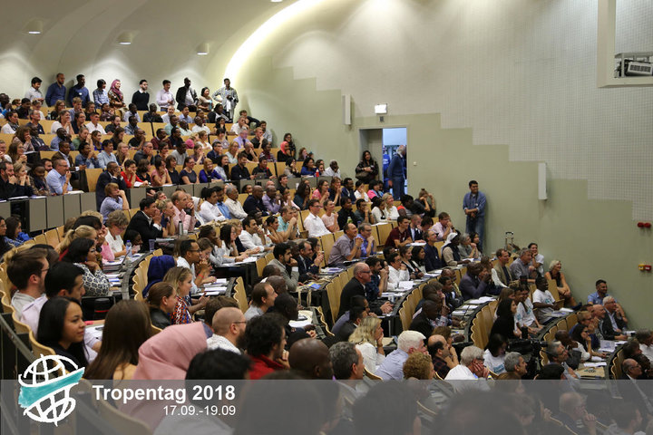 Conferentie 'Tropentag 2018, Global food security and food safety: The role of universities'
