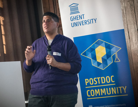 UGent postdoc welcome day