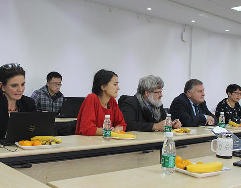 Visit to Renmin University of China (RUC)