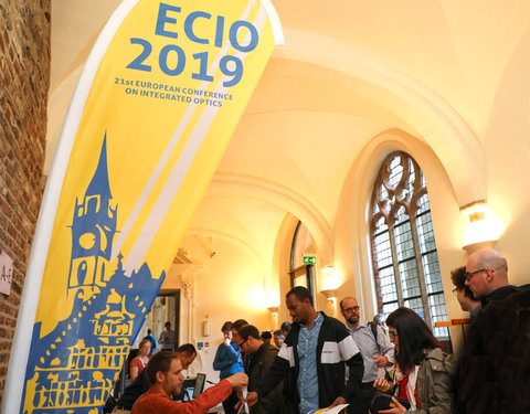 European Conference on Integrated Optics 2019 (ECIO)