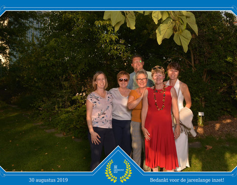 Photobooth jubilarissenfeest 2019