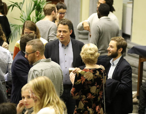 Slotevent 'From PhD to SME' i.s.m. Voka