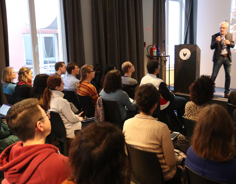 Infosessie 'Lifting your postdoc to the next level: How to become a successful coach?'