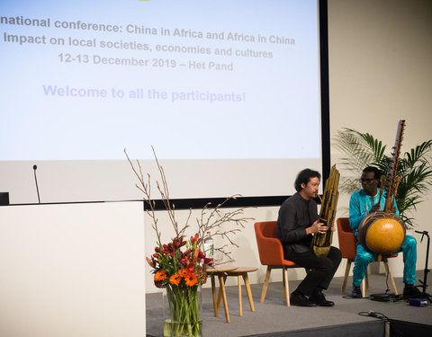 Conferentie 'China in Africa and Africa in China'