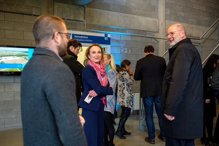 Lancering Ostend Science Park