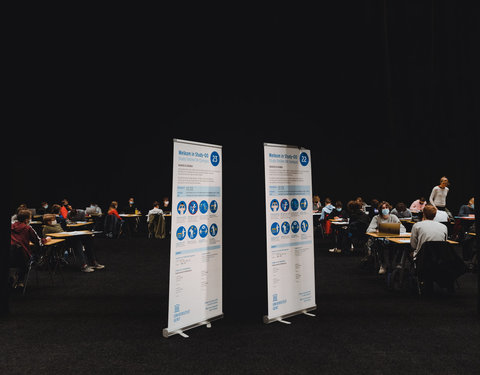 Study-OO (Study Online On Campus) in Flanders Expo
