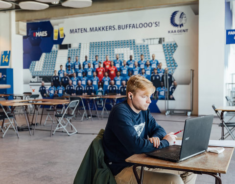 Study-OO in Ghelamco Arena