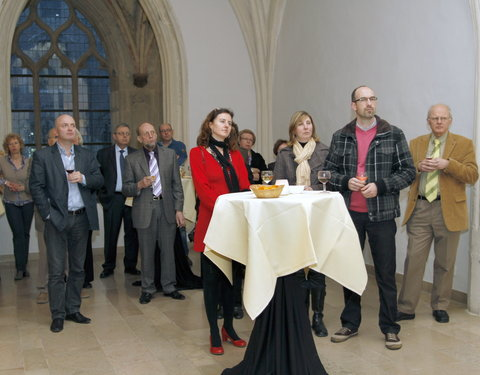 Opening tentoonstelling 'Philip Van Loocke, an exploration of another dimension'-14107