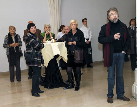 Opening tentoonstelling 'Philip Van Loocke, an exploration of another dimension'-14108