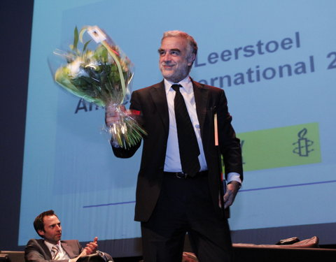 Publiekslezing door dr. Luis Moreno-Ocampo, Prosecutor International Criminal Court