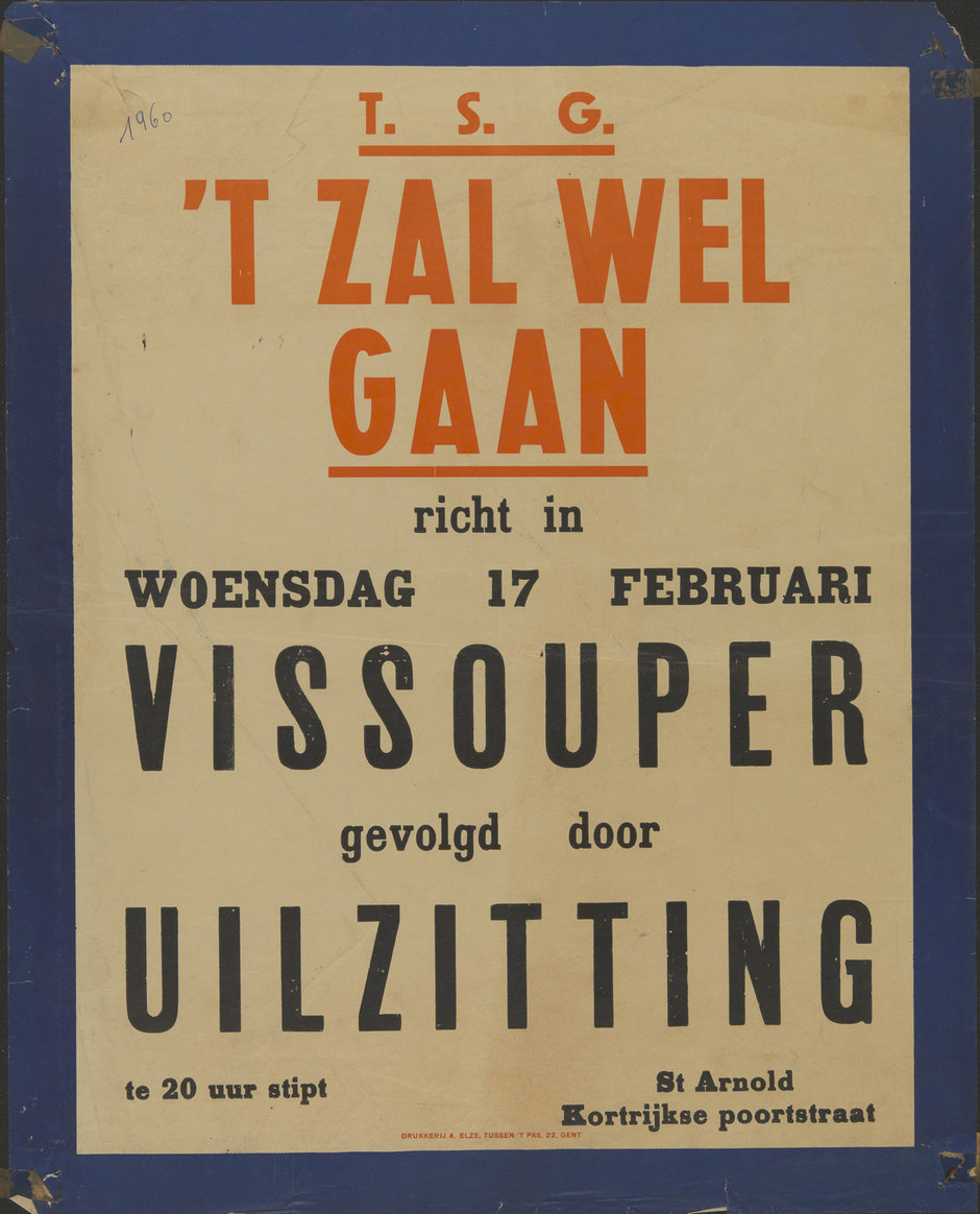 Vissouper en Uilzitting