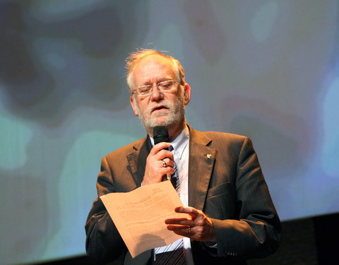Gelegenheidstoespraak door rector Paul Van Cauwenberge n.a.v. de uitreiking Decent Society Award 2009