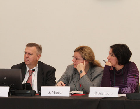 ICA (Association for European Life Science Universities) Rectors & Deans Forum (2-4 november 2011)