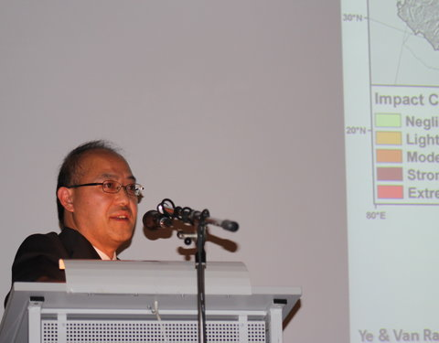 Lezing door prof. Liming Ye (Chinese Academy of Agricultural Sciences CAAS)