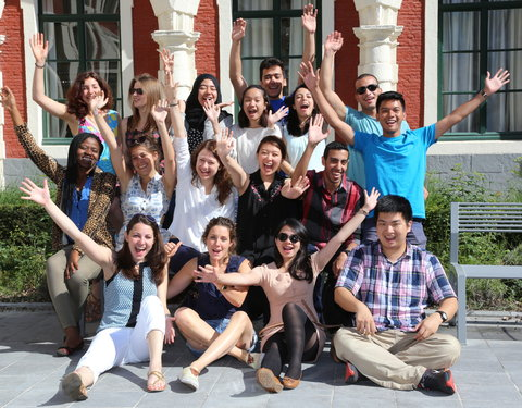 Summer School Health & Migration Ghent 2014