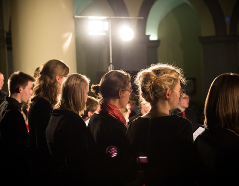 Concert Gents Universitair Koor: Thousand Voices for Peace: Gent ontmoet Ierland-46816