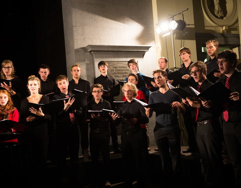 Concert Gents Universitair Koor: Thousand Voices for Peace: Gent ontmoet Ierland-46818