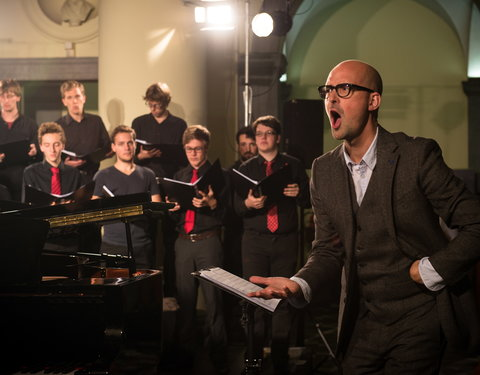 Concert Gents Universitair Koor: Thousand Voices for Peace: Gent ontmoet Ierland-46820