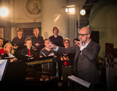 Concert Gents Universitair Koor: Thousand Voices for Peace: Gent ontmoet Ierland-46821