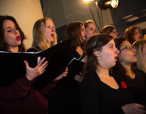 Concert Gents Universitair Koor: Thousand Voices for Peace: Gent ontmoet Ierland-46822