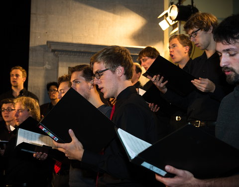 Concert Gents Universitair Koor: Thousand Voices for Peace: Gent ontmoet Ierland-46823