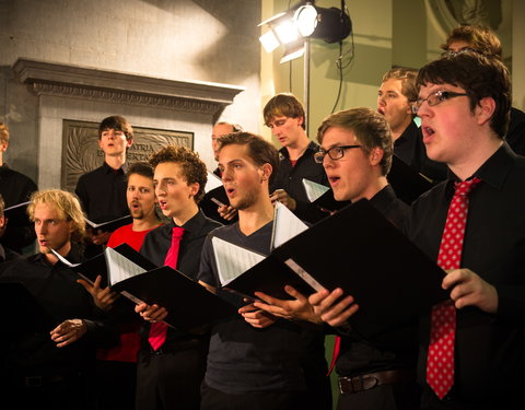 Concert Gents Universitair Koor: Thousand Voices for Peace: Gent ontmoet Ierland-46824