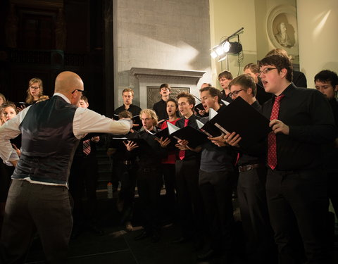 Concert Gents Universitair Koor: Thousand Voices for Peace: Gent ontmoet Ierland-46825