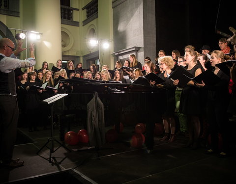 Concert Gents Universitair Koor: Thousand Voices for Peace: Gent ontmoet Ierland-46831