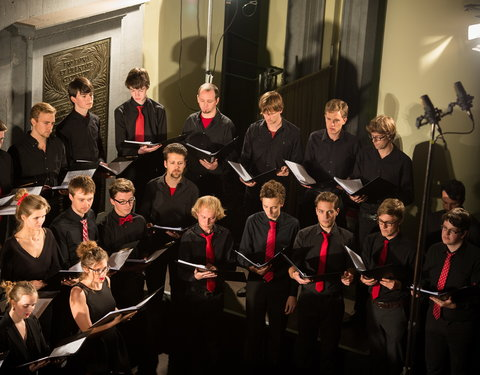 Concert Gents Universitair Koor: Thousand Voices for Peace: Gent ontmoet Ierland-46852