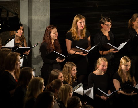 Concert Gents Universitair Koor: Thousand Voices for Peace: Gent ontmoet Ierland-46854