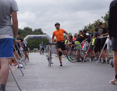 Mr. T. Sporta Triathlon Gent 2014-48173