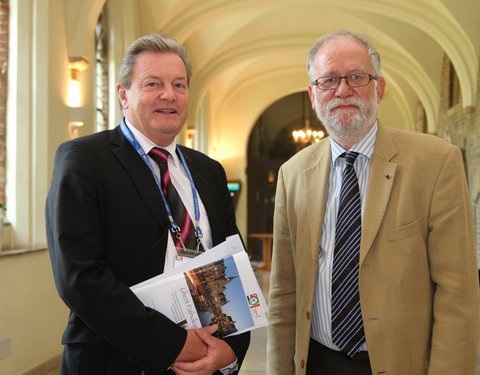 Ghent Pathology 2011, 6th Joint Meeting of the British Division of the International Academy of Pathology and the Pathological Society of Great Britain & Ireland