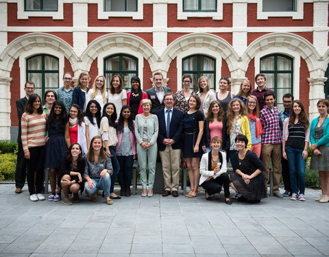 "Eindreceptie Summer School ""Health and Migration"""
