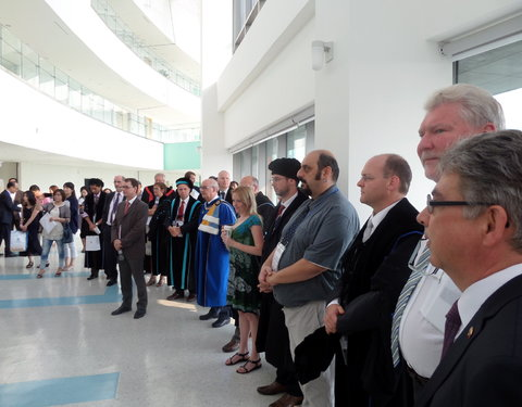 Opening eerste academiejaar Ghent University Global Campus in Korea-54273