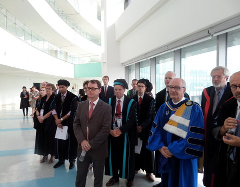 Opening eerste academiejaar Ghent University Global Campus in Korea-54276