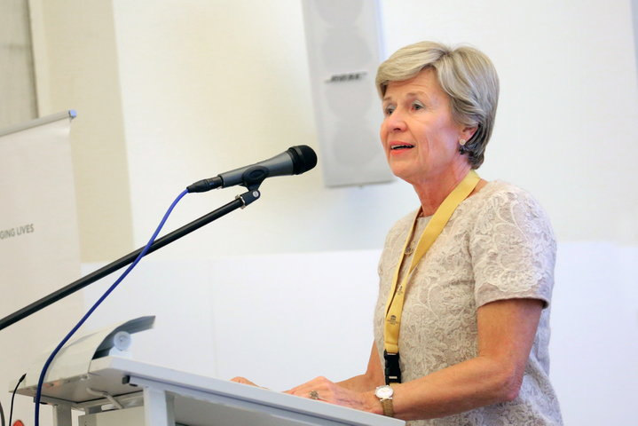 Verwelkoming door prof. Anne De Paepe (rector UGent)