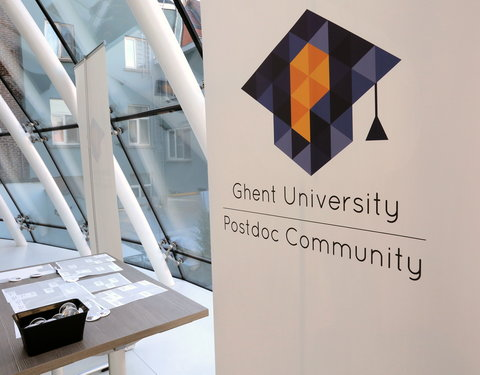 Ghent University Postdoc Community debat