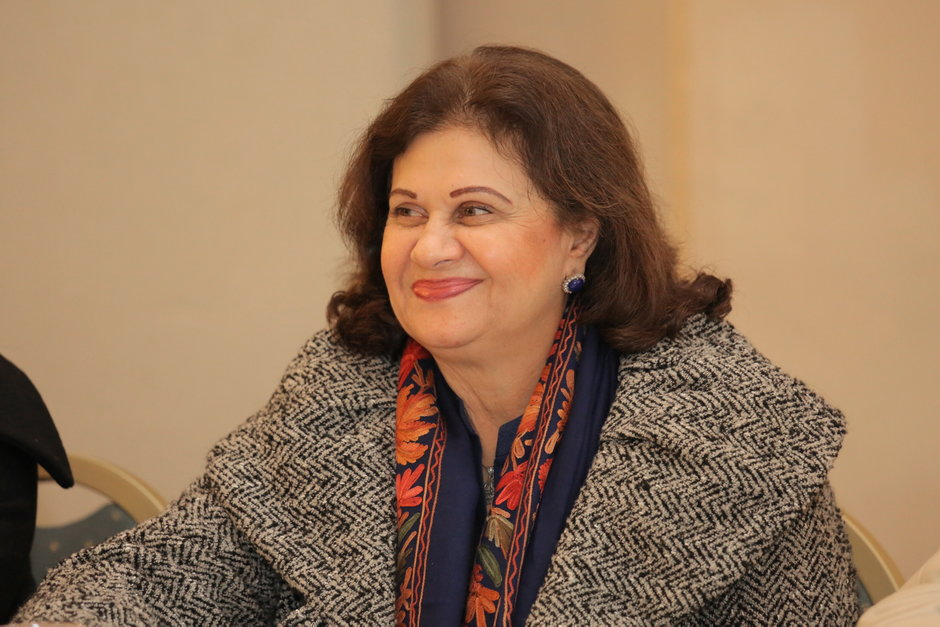 Zahra Wadood Fatemi (Member of National Assembly, Pakistan)