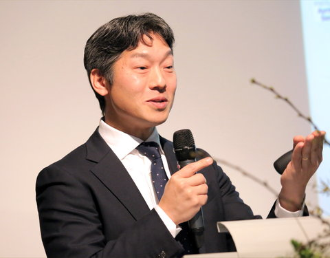 Toespraak door Koji MIYAMOTO (OESO/OECD, Paris): 'Importance of the Chair's theme'