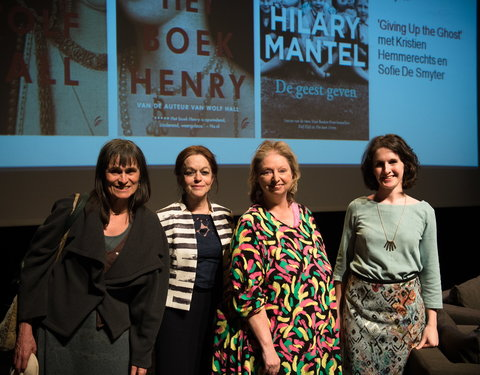 Lezing Hilary Mantel