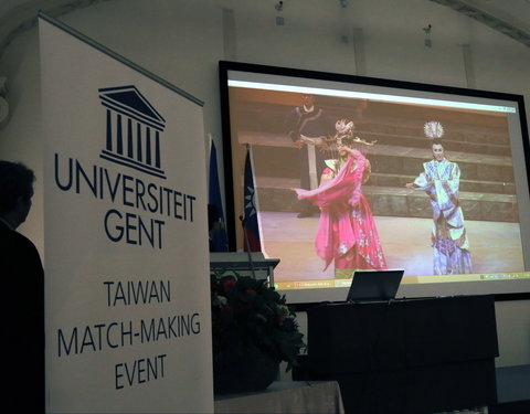 'Symposium Day, Taiwan Match-making Event'