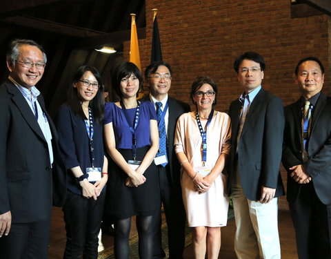 'Symposium Day, Taiwan Match-making Event, Round-up Session'-64583