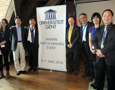 'Symposium Day, Taiwan Match-making Event, Round-up Session'-64584