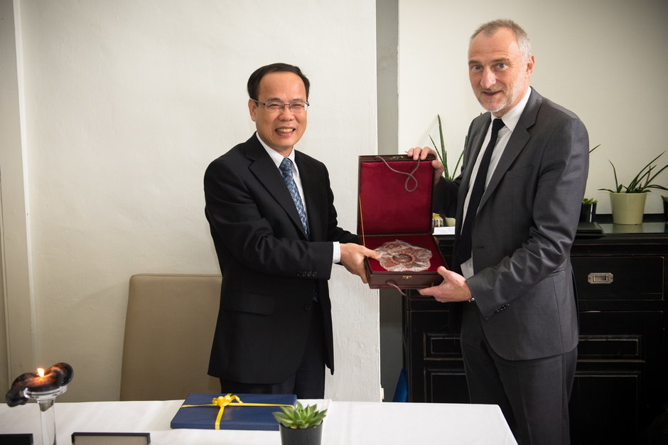 Ondertekening akkoord South China University of Technology-65297