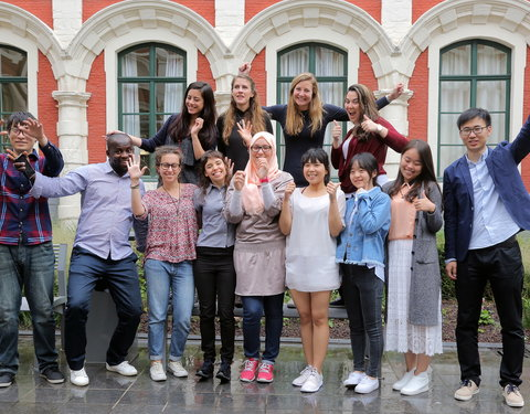 Summer School 'Health & Migration 2016'