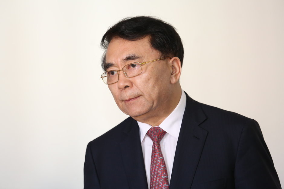 H.E. Prof. dr. BAI Chunli (President of Chinese Academy of Sciences)