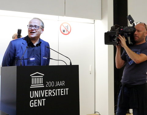 Openingscollege Politicologie