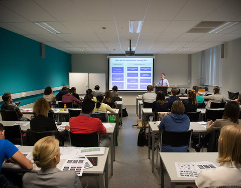 Jaarlijkse doctorale conferentie 'From PhD to Job Market'