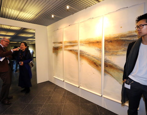 Art Exhibition 'Expo Spotlight, Landscape of heart and mind'