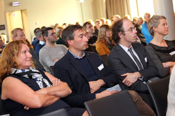 Kick-off Cancer Research Institute Ghent (CRIG)